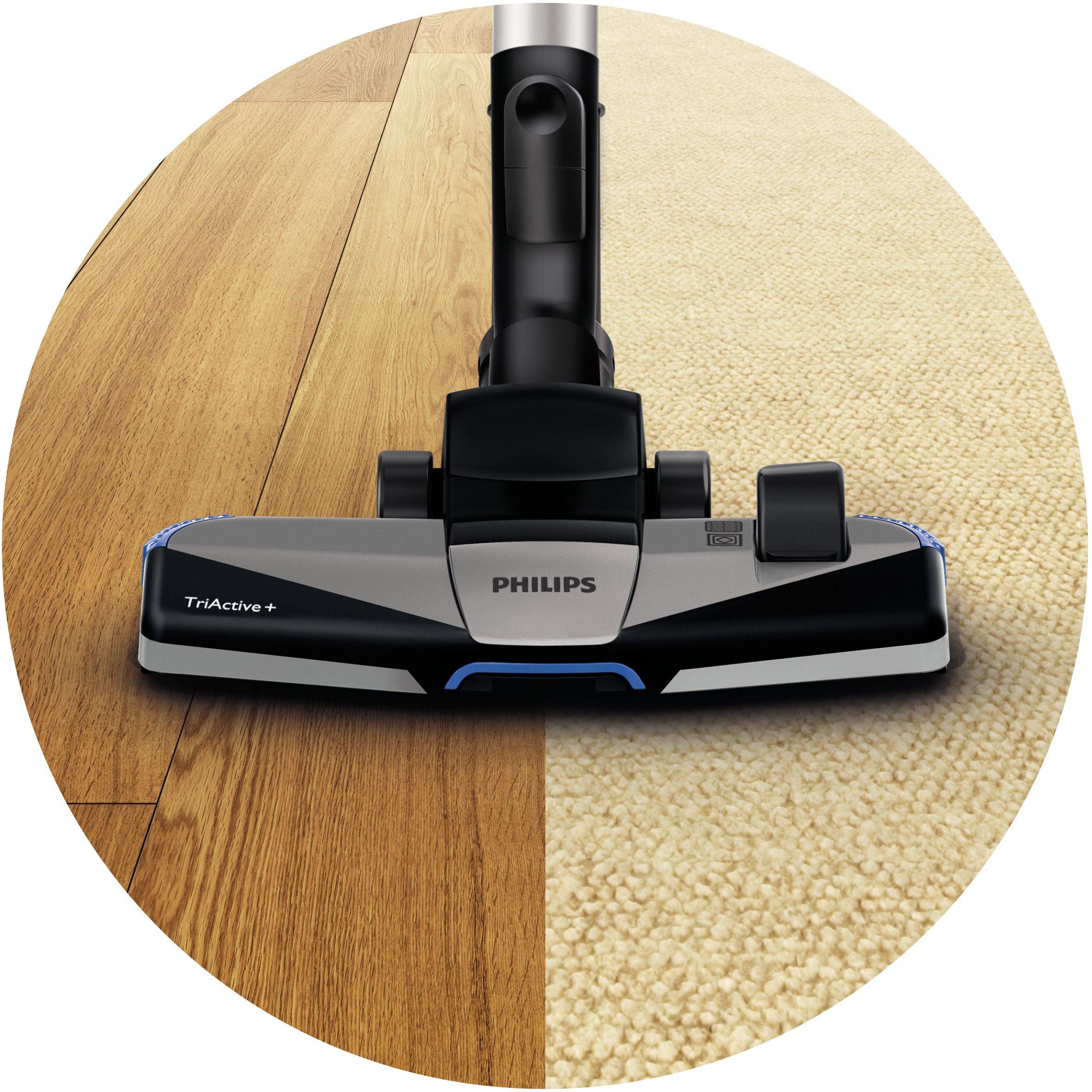 philips powerpro expert fc9745 09 beutelloser staubsauger. Black Bedroom Furniture Sets. Home Design Ideas