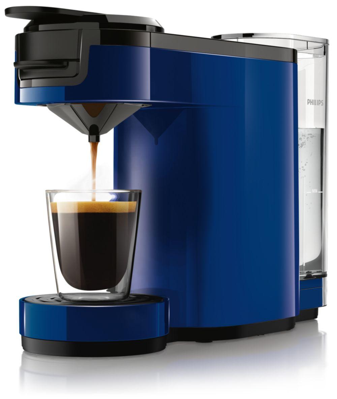 philips senseo up hd788070 kaffeepadmaschine 1450 watt  ~ Kaffeemaschine Halbautomatisch