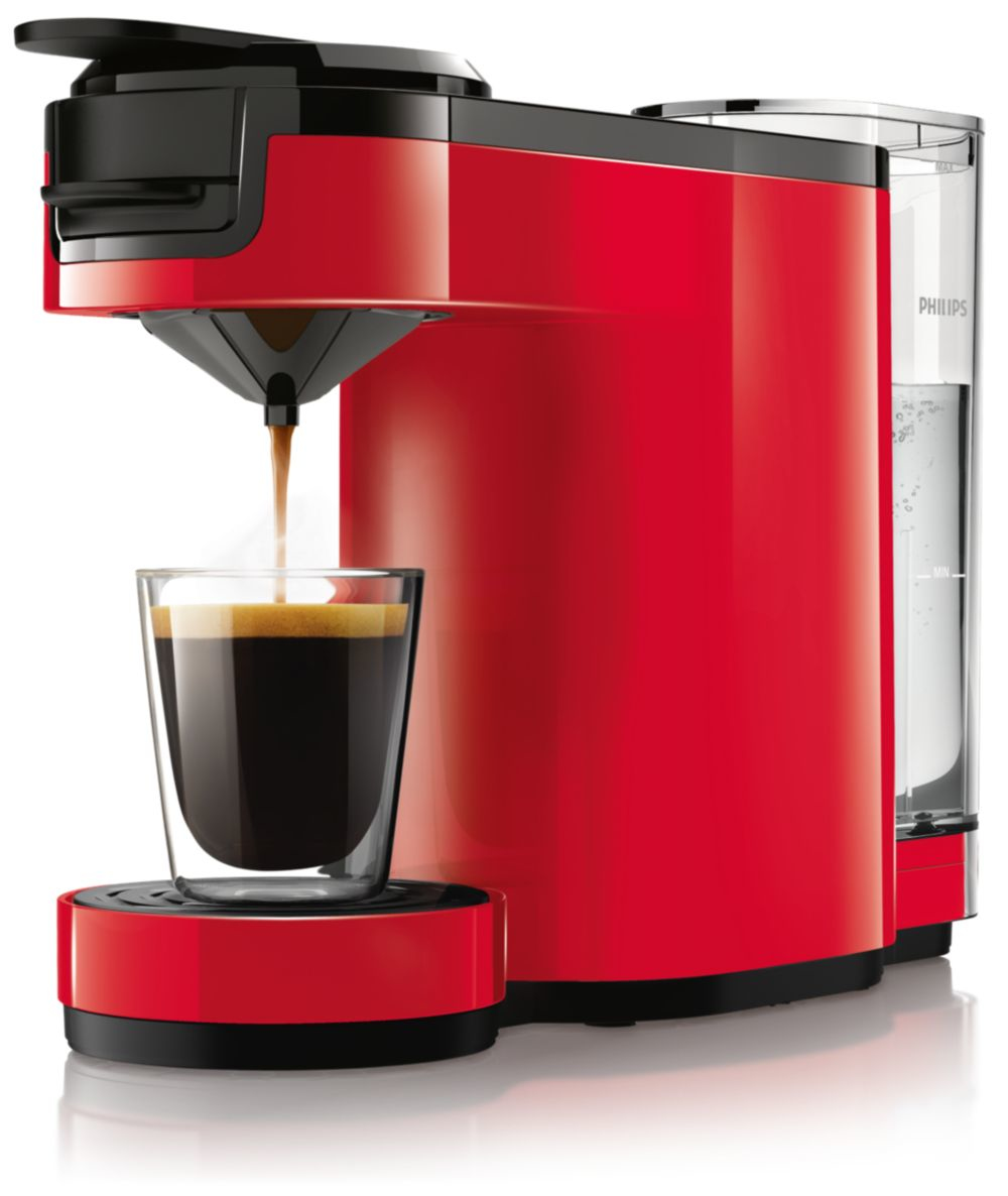 philips senseo up hd7880 80 kaffeepadmaschine 1450 watt kaffeemaschine ebay. Black Bedroom Furniture Sets. Home Design Ideas