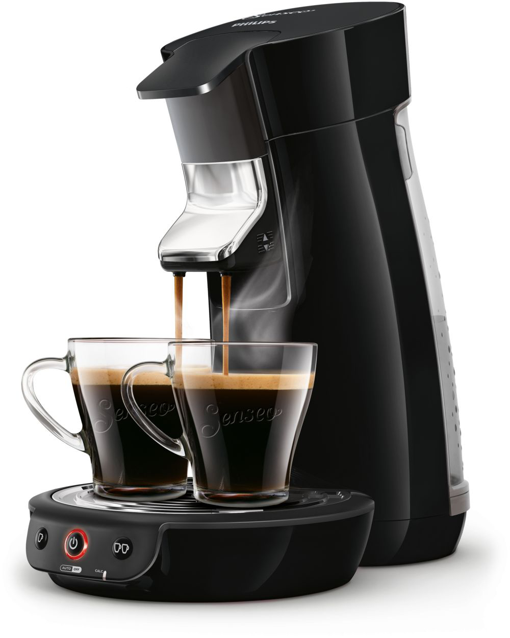 philips senseo viva caf hd7829 60 kaffeemaschine kaffeepadmaschine ebay. Black Bedroom Furniture Sets. Home Design Ideas